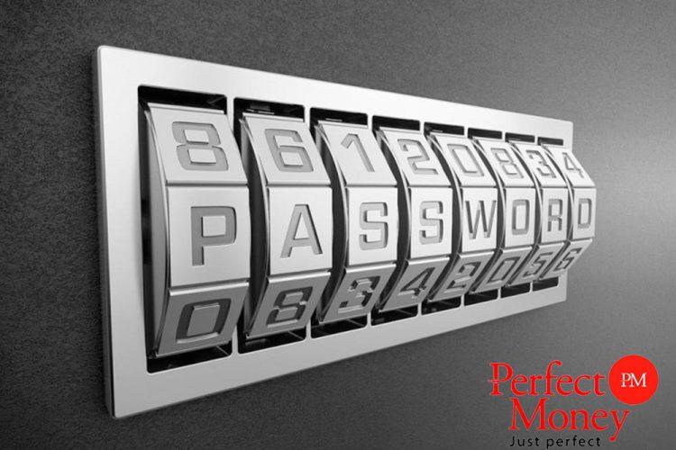 آموزش بازیابی رمز عبور پرفکت مانی فراموش شده